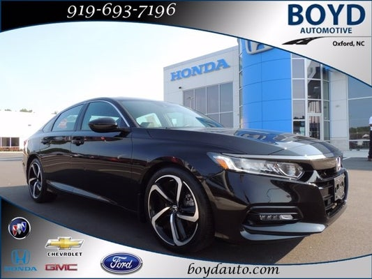 2018 honda accord sedan sport 1 5t prince george va richmond petersburg hopewell virginia 1hgcv1f37ja207343 crossroads chrysler jeep dodge